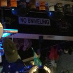  No Snivelling