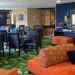  Lobby &amp; Breakfast Area
