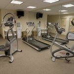 Fitness Center - 24 hr access