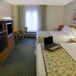 Foto van Fairfield Inn Warner Robins