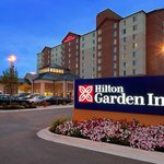 Welcome to Hilton Garden Inn Chicago O'Hare Airport.