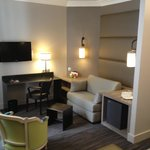 New Suite room