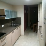 Kitchen of 3 bedroom apartment