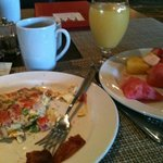 Breakfast - best omelets ever!