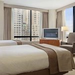 Double Beds City View