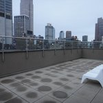  Rooftop deck