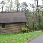  Hemlock Cabin - Exterior Side