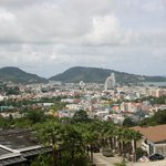 awesome view of Patong