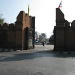 Gate in the city wall
