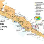 cinque terre national park map