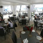  Caf La Plage Restaurant