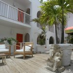 Welcome to The Beach House Hotel and Café La Plage