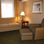 Guest Suite Sitting Area