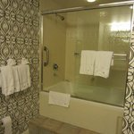 Shower/Jacuzzi in Superior Kings Suite