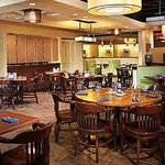 BlueFire Bar & Grille – Dining Area