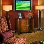 Presidential Suite Flat Screen