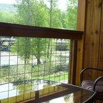  All lodge rooms have river views
