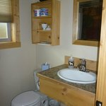  Cabin #3 #4 #5 bathroom