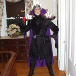  20066, Warlock in the upstairs hallway