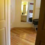  Entry way from bathroom