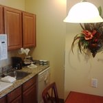 Foto de Homewood Suites by Hilton HOU Intercontinental Airport