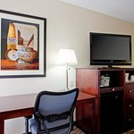 Enjoy LCD Flat Screen TVs in all our Rooms