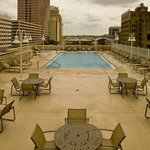  Crowne Plaza Riverwalk Hotel Swimming Pool