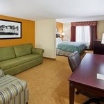 Country Inns & Suites Buford resmi