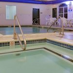 CountryInn&Suites Brockton  Pool