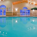 CountryInn&Suites ChippewaFalls Pool