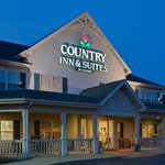 CountryInn&amp;Suites Stockton ExteriorNight