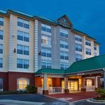 CountryInn&Suites Northlake  ExteriorNight