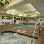 Holiday Inn Express Cheney - View of Indoor Pool/Spa Area