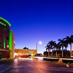 Holiday Inn Coral Gables Exterior Feature