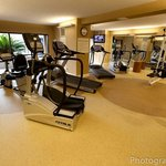 Newly Renovated, State Of The Art Fitness Center