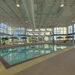  Indoor Swimming Pool Area