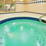 Unwind at the end of a long day in our hot tub