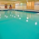 Have fun with the family in our oversized indoor pool