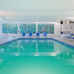 Indoor Heated Saline Pool