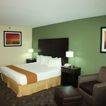  Holiday Inn Express Solana Beach Single Bed Guest Room