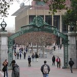 Berkeley Hotel Campus Sather Gate