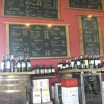  Wines available for purchase for meals and otherwise