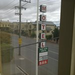  Aberdeen Motor Inn, 2nd Visit 2013 - View from our roo.