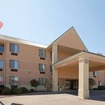 Hotel Exterior - Welcome to Holiday Inn Express, Brownwood Texas