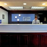  Our knowledgeable front desk staff is ready to help.