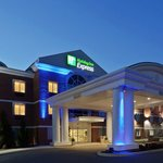 Holiday Inn Express & Suites Salisbury Delmar; Welcome!