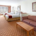 Family Suite  Queen Beds and 1 Sofa Bed