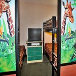  Themed KidsSuites with X-Box 360, bunk beds and DVD