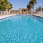 Holiday Inn Express Midbay Bridge Destin Florida Pool