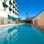 Holiday Inn Express Pasadena Hotel Swimming Pool